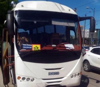 Автобус Ивеко