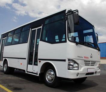 Автобус Исузу (для вахты)